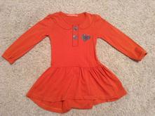 2x oblečené šaty, terranova,92