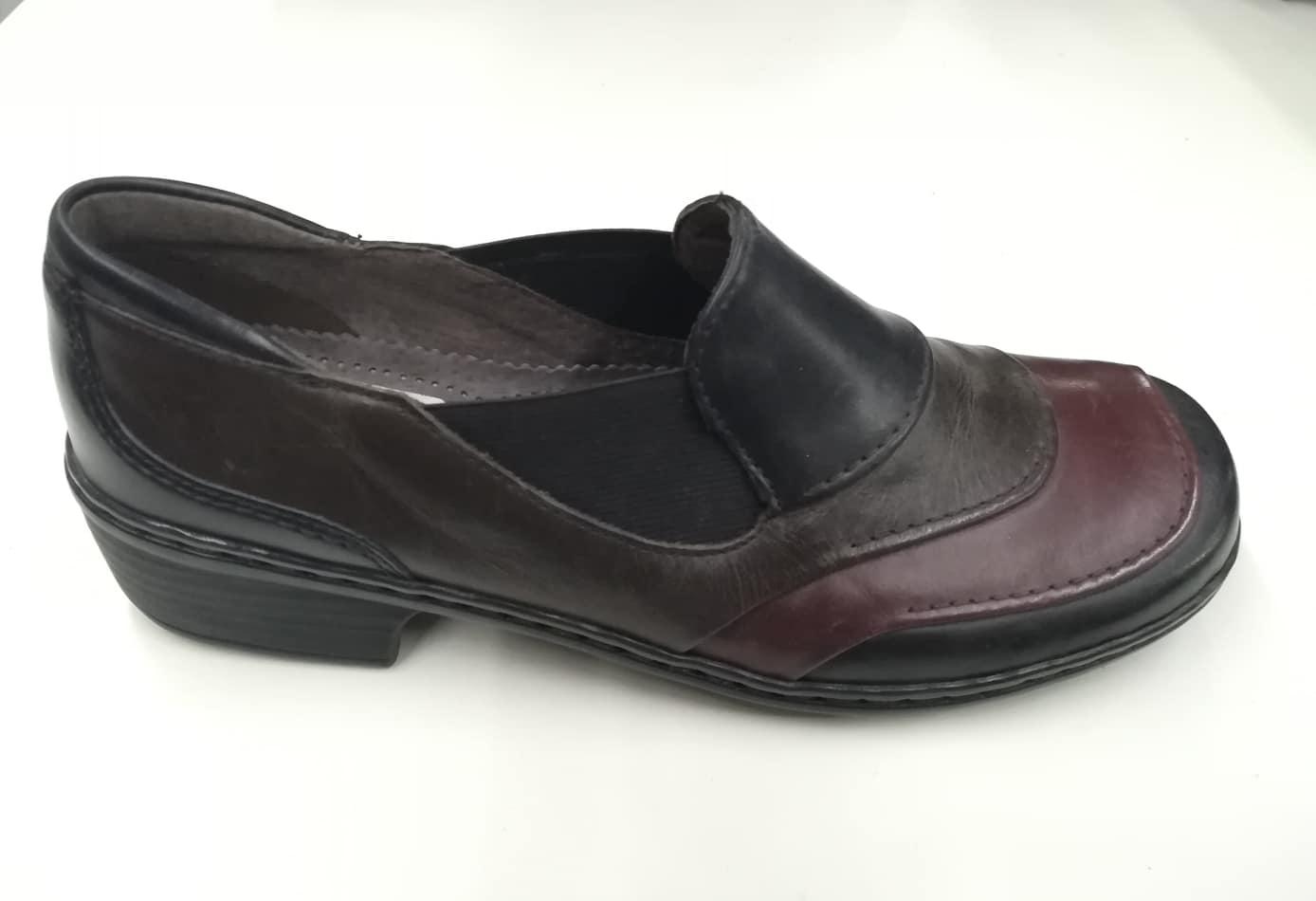 ca3e92a80 Dámske kožené topánky 6778 z, 37 / 38 / 39 / 40 / 41 - 57,60 € od  predávajúcej susana09 | Detský bazár | ModryKonik.sk