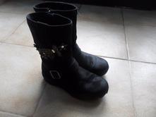Semisove cizmy, deichmann,29