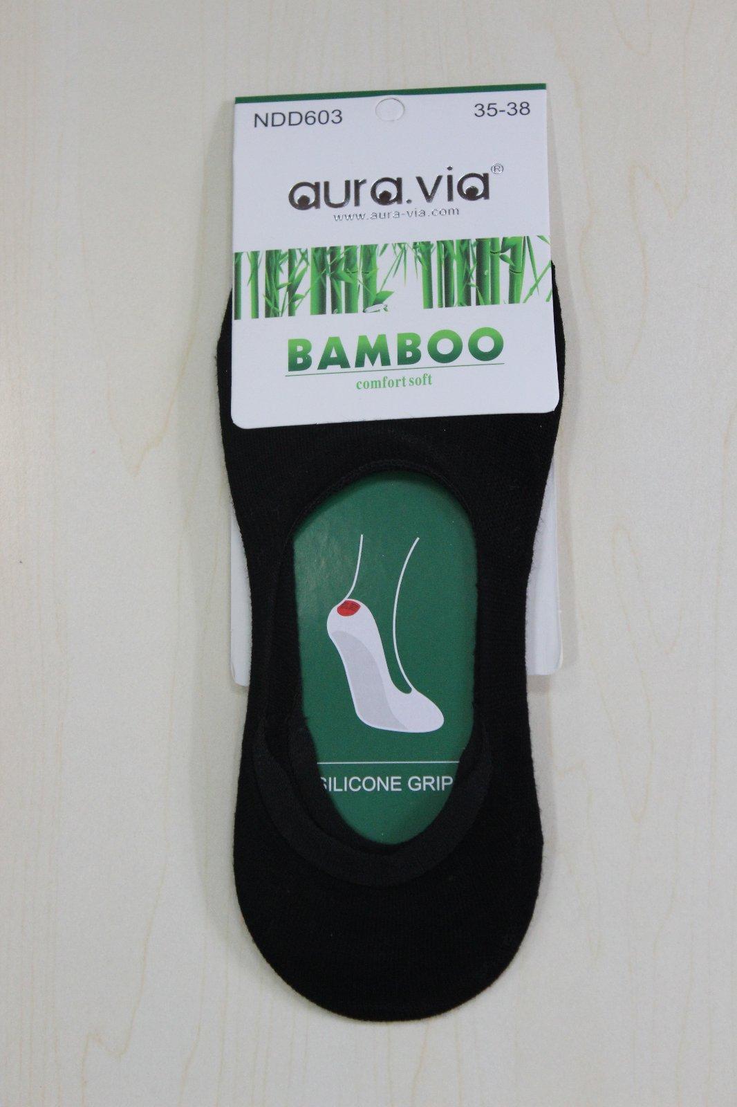 Dámske bambusové ponožky ef0bd52800