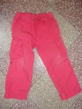 Letne nohavice pre dievcatko, lupilu,98