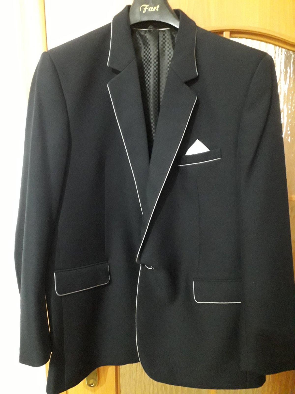 dfa467e25c24 Pansky oblek 180 60