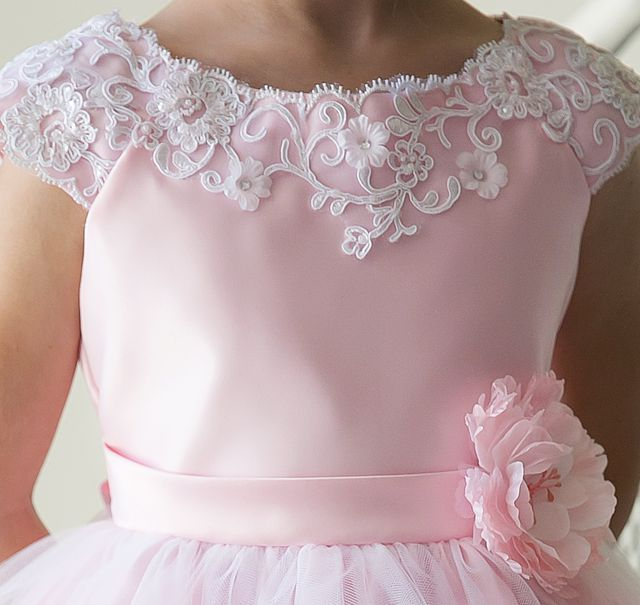99702d4bf Slávnostné detské šaty jessica, 98 / 104 - 64,90 € od predávajúcej  detskesaty | Detský bazár | ModryKonik.sk