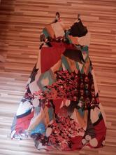 Šaty viacfarebné v. xl-xxl aj pre tehulky, xl