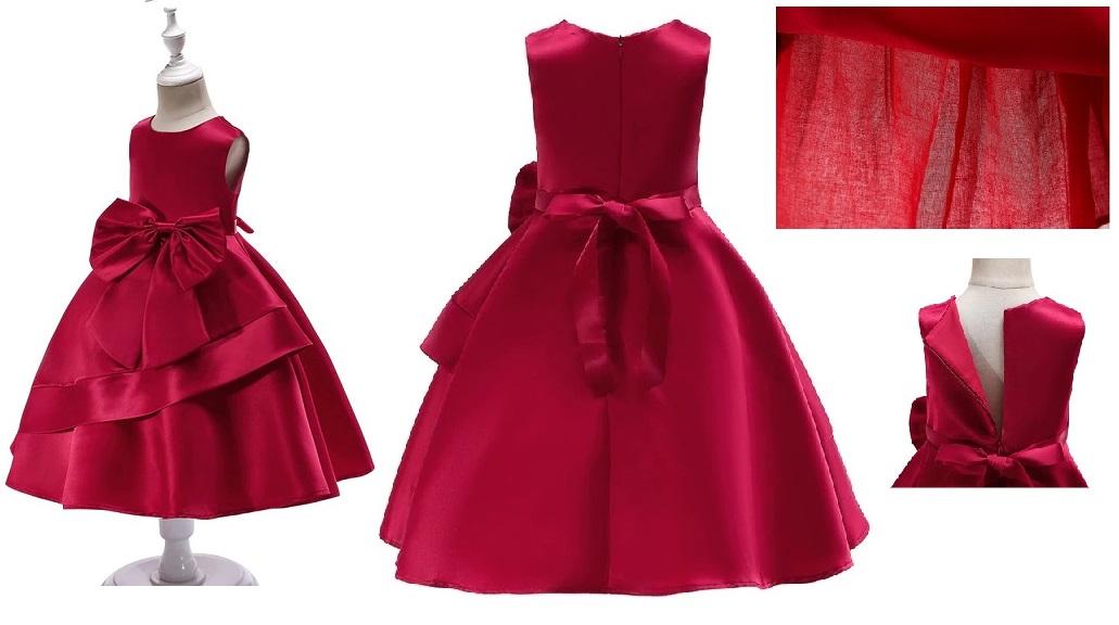 fc1594696314 Sofia- dievčenské spoločenské šaty 3-10r.