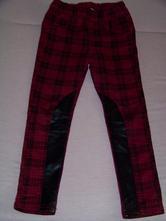 Štýlové nohavice, h&m,122