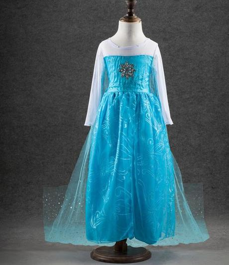 77764acaf114 Elsa šaty - frozen