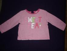Tričko pasikové, f&f,74