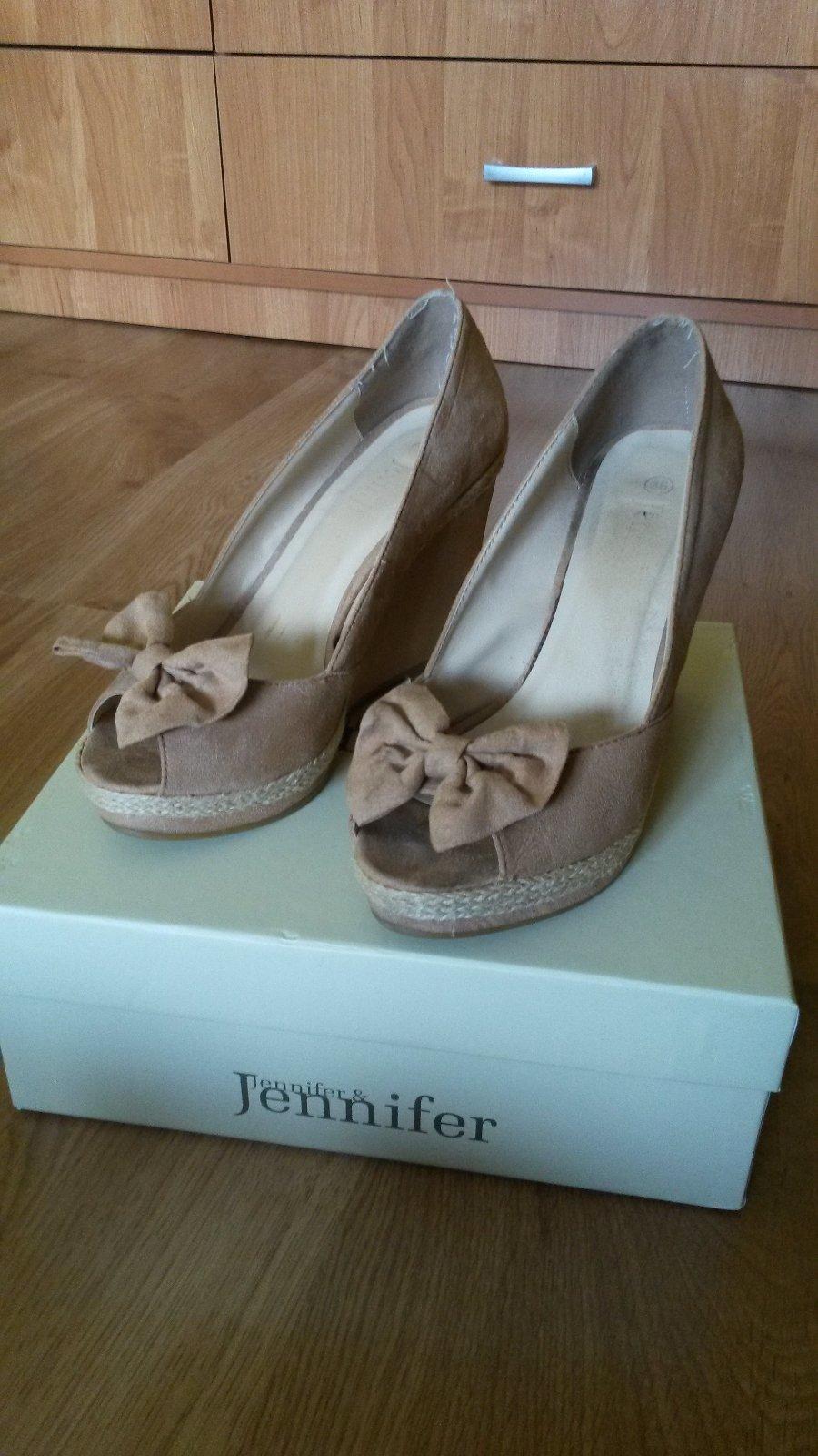 2947afd6d5eb1 Sandále na platforme/ topánky na platforme, jennifer&jennifer,36 - 18 € od  predávajúcej july84 | Detský bazár | ModryKonik.sk