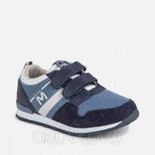 Chlapčenská športová obuv mayoral 45101-022 blue, mayoral,32 / 33 / 35