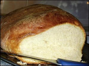 Zemiakový chlebík ♥