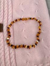 Jantárový náhrdelník,