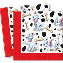 Party servitky 101 dalmatinci,