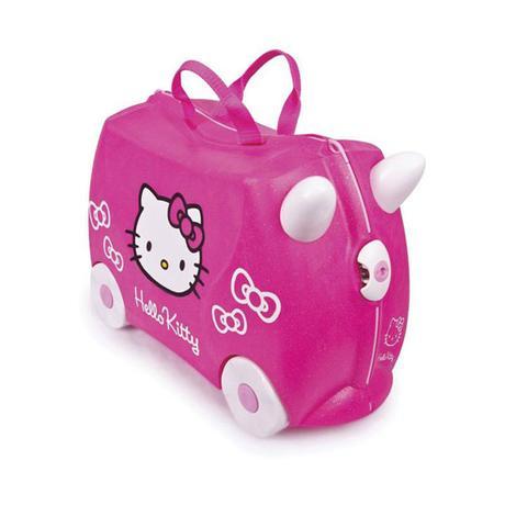 eed0380bc66c1 Cestovný kufrík trunki - hello kitty, - 45 € od predávajúcej babatkosk1 |  Detský bazár | ModryKonik.sk