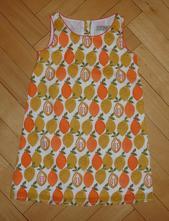 Ľahké šaty s citrónmi, next,98