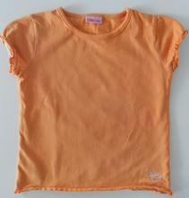 Oranžové s krátkym rukávom s gumičkou na rukávoch, cherokee,104