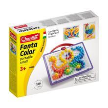 Quercetti mozaika fanta color 100ks,