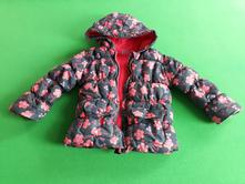 Detská zimná bundička, f&f,98