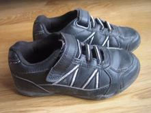 Čierne tenisky f&f málo nosené 18,3cm, f&f,29