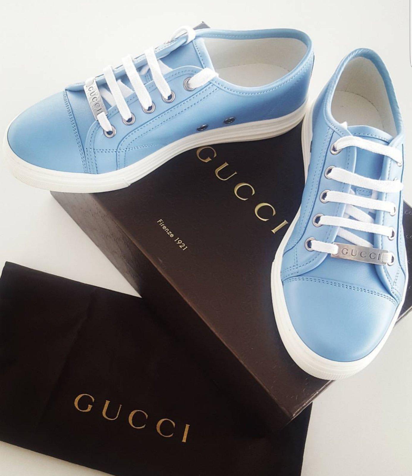 db18464fc Gucci tenisky, gucci,36 - 220 € od predávajúcej klauda82 | Detský bazár |  ModryKonik.sk