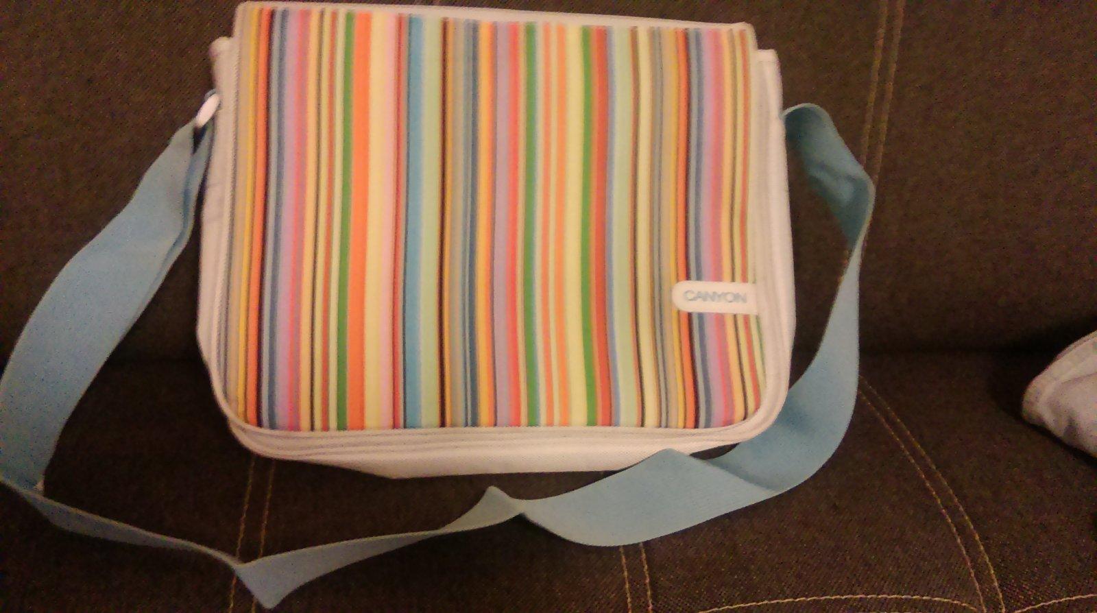 dc1f40961c Taška na notebook canyon stripes edition