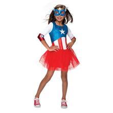 Detský kostým superhrdinka,
