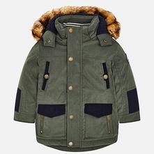 7c91b14249b5 Chlapčenský zimná bunda nepremokavá mayoral 4416-0
