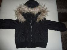 Čierna bunda zara ac56a56b472
