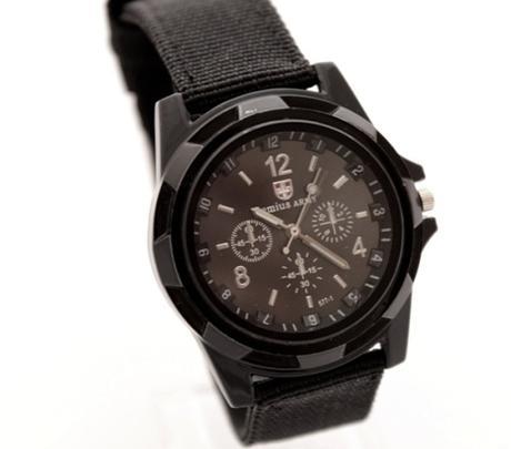 911d2201e Gemius swiss army - modne panske hodinky - čierny, - 7,49 € od ...