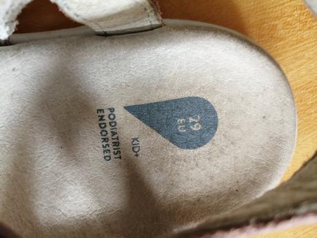 1efa9cf39f27 Dievčenské kožené sandále pink champagne
