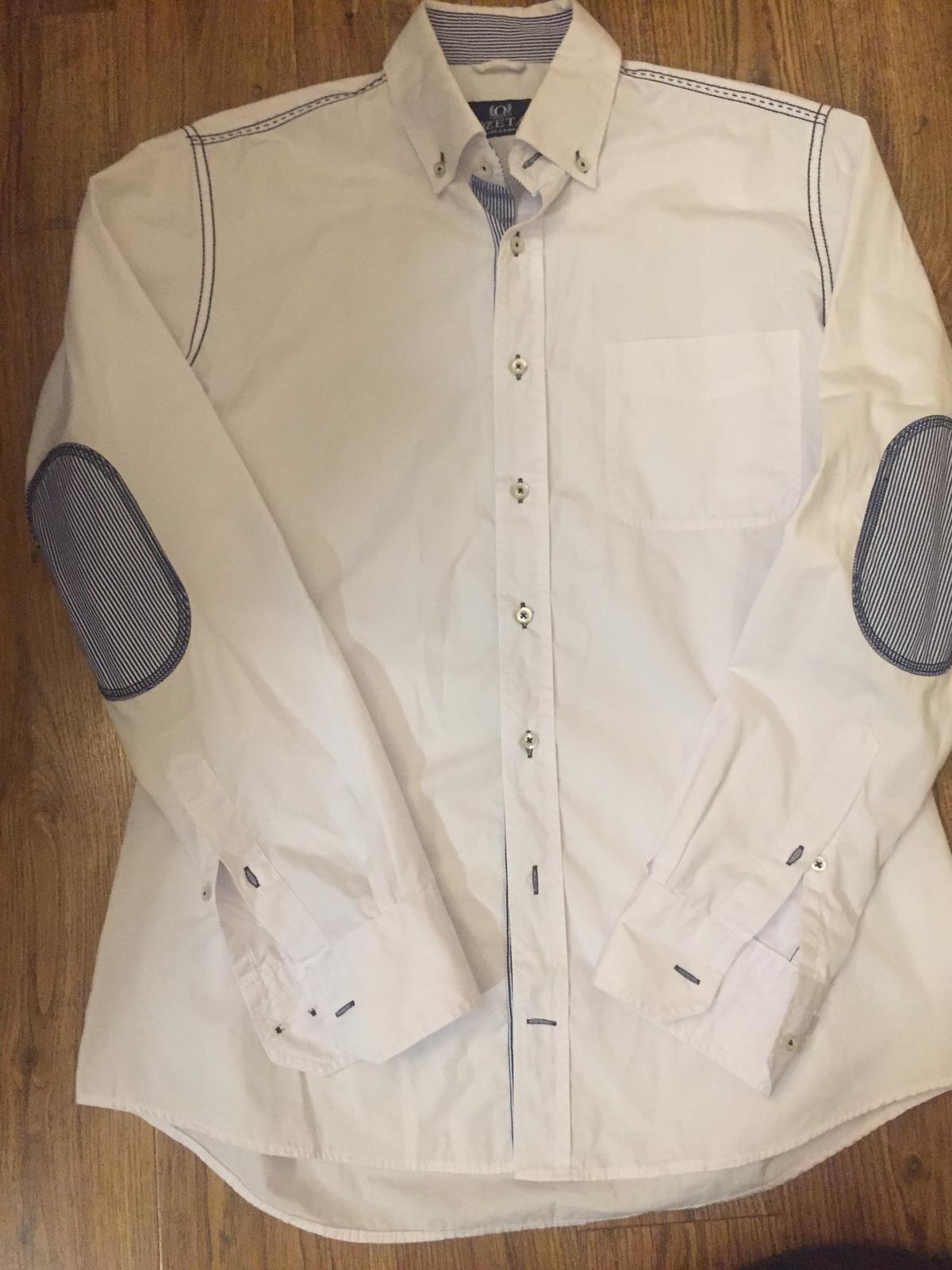 625a10eec49d Pánska košeľa zn. ozeta