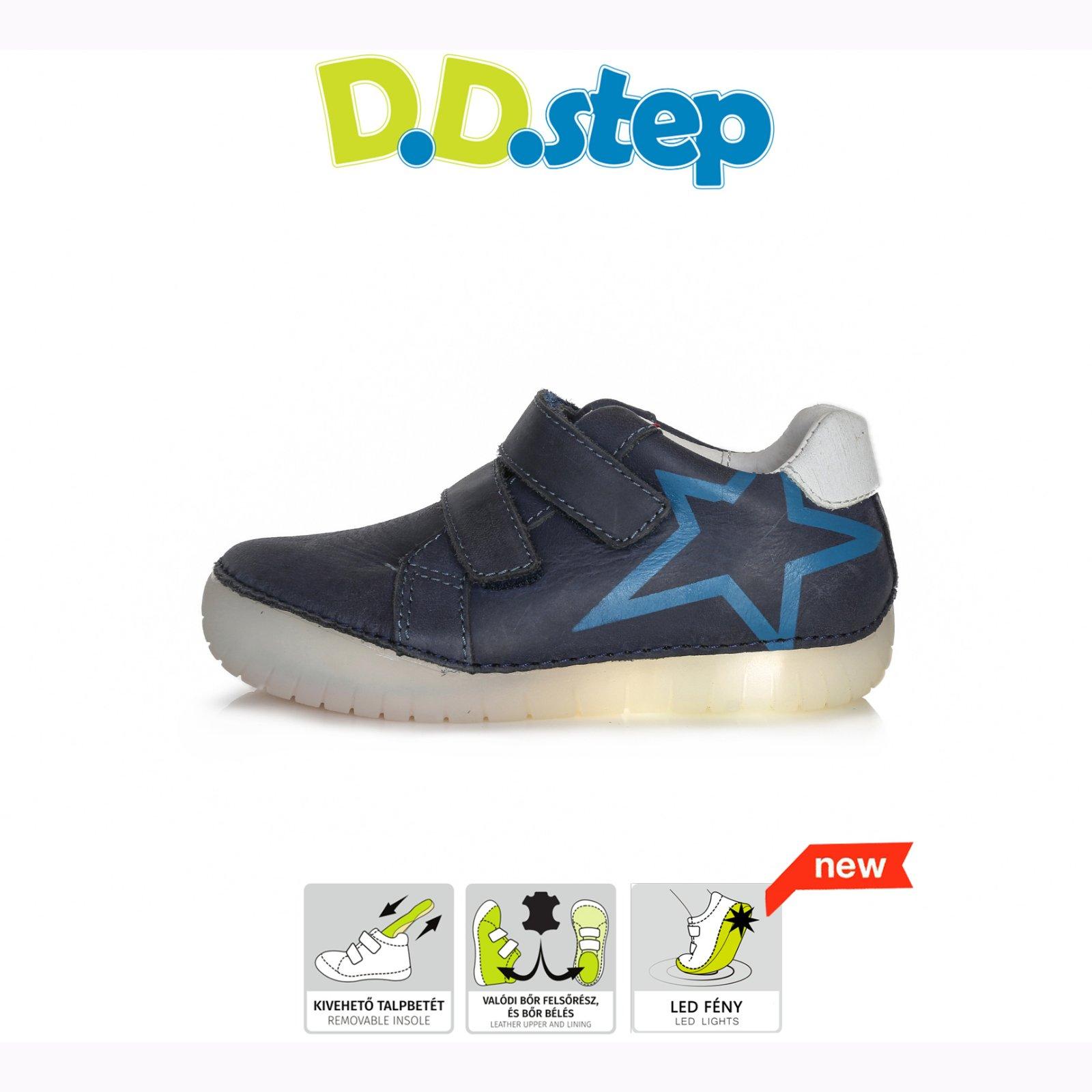 8d13146b86e1b Dd step chlapčenské led blikajúce topánky, d.d.step,26 - 36 - 39,99 € od  predávajúcej lubime | Detský bazár | ModryKonik.sk