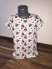 Minnie tričko, h&m,134 / 140