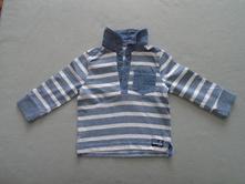 Tenší pulovrik pre chlapčeka, f&f,74