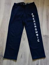 Bavlnené pánske tepláky abercrombie, abercrombie&fitch,m