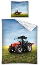 Skladom posteľné obliečky traktor, 140,200