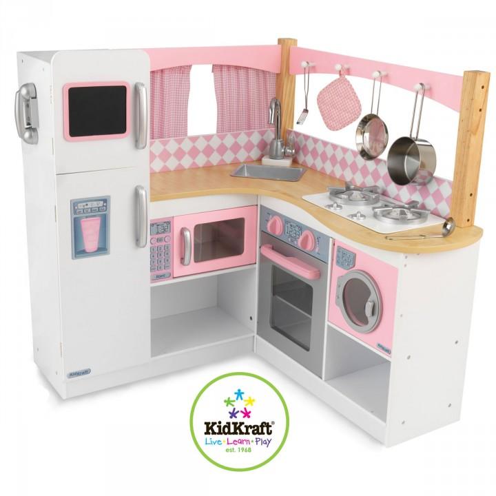 6273f2c4517 Kidkraft detská kuchynka grand gourmet, - 237,60 € od predávajúcej taniela  | Detský bazár | ModryKonik.sk