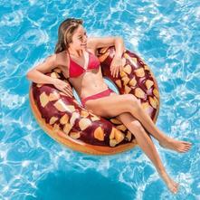 Intex nafukovacie koleso čokoládová donutka 56262,