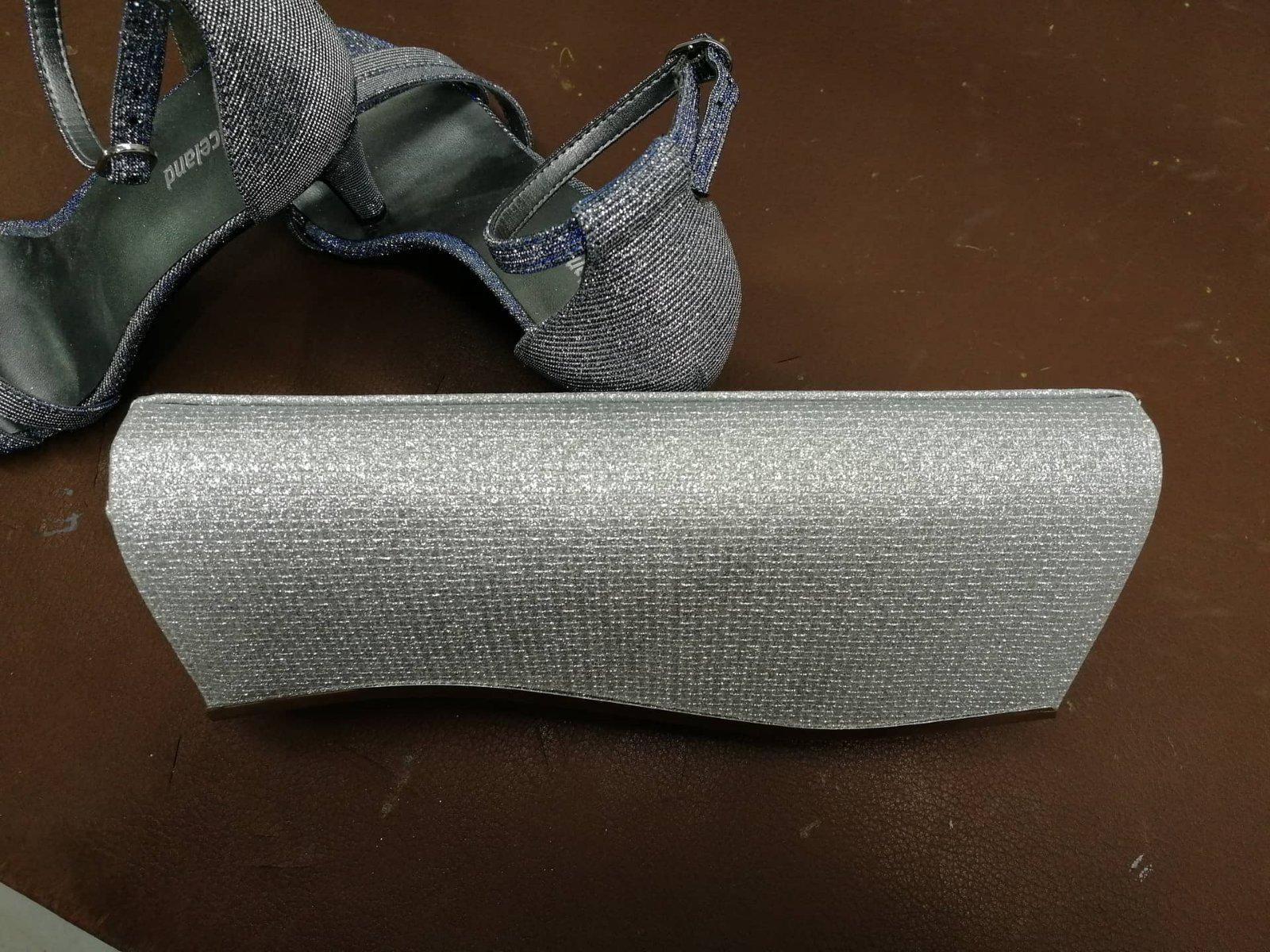 fc75241589 Spoločenské topánky plus kabelka
