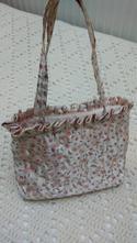Textilná kabelka,