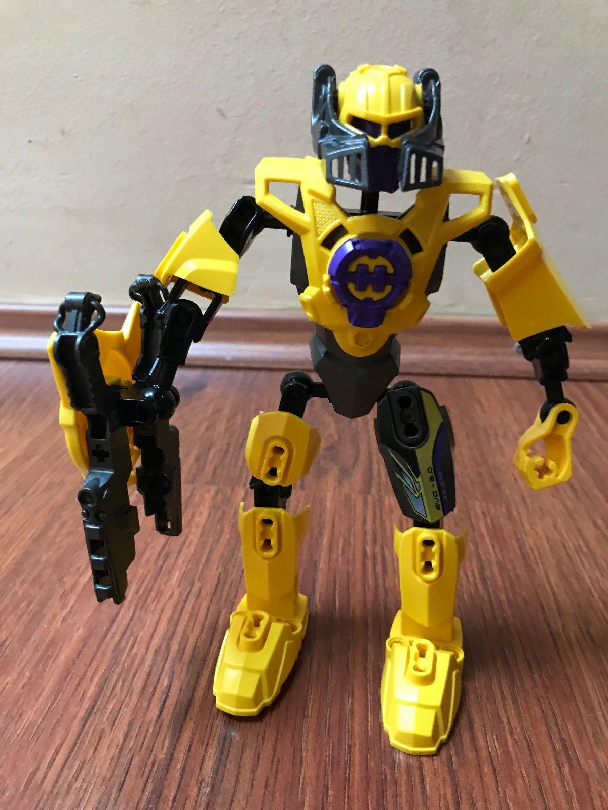 Lego Hero Factory Evo 20 5 Od Predávajúcej Ama999zonka Detský Bazár Modrykoniksk
