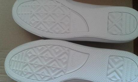 Nenosené original converse biele kožené e9ef763ee90