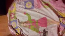 Oblečka na postel barbie, 130,200