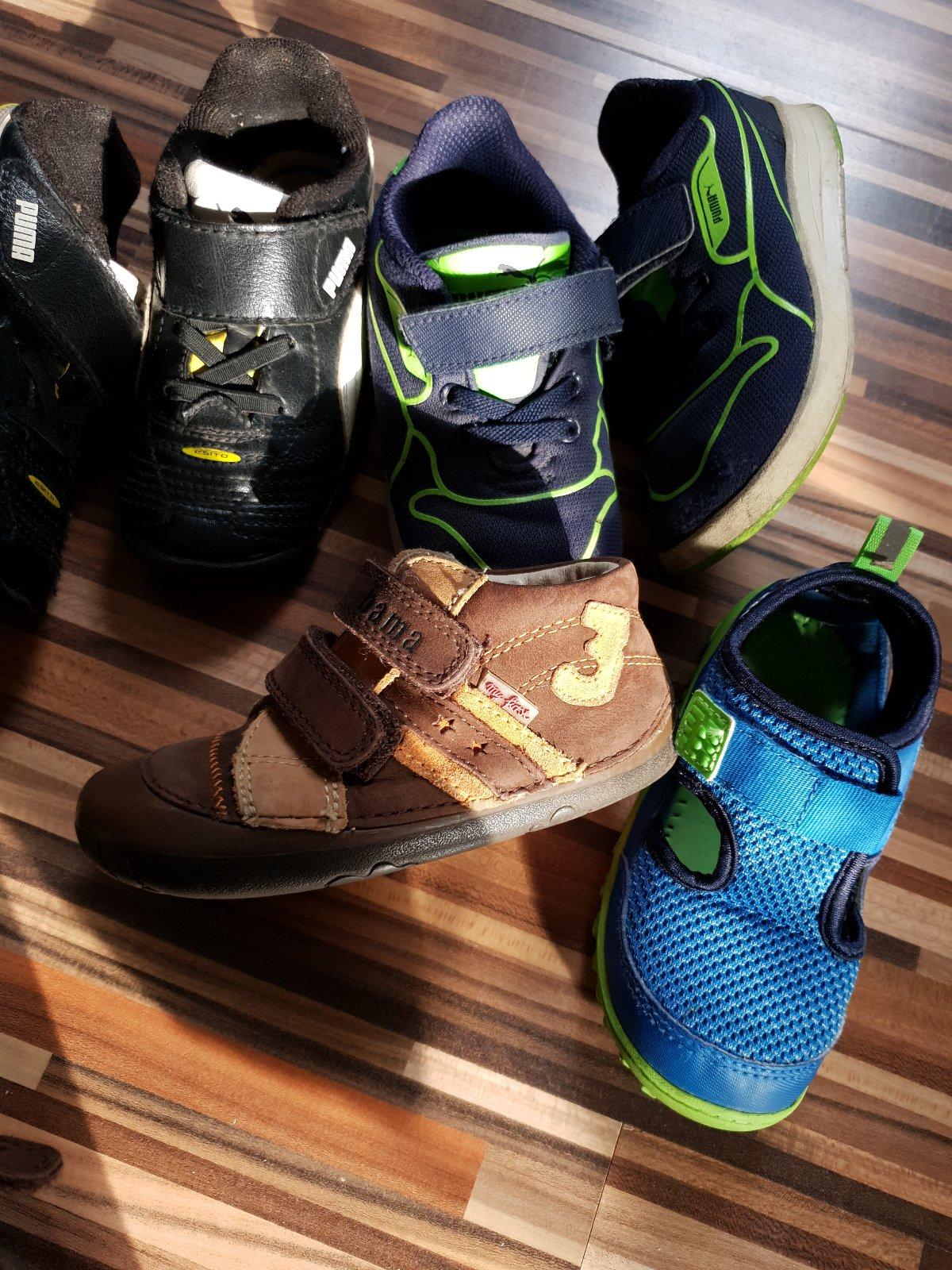 3b47438b4 Kožené topánky, bama,23 - 10 € od predávajúcej bellamamma | Detský bazár |  ModryKonik.sk