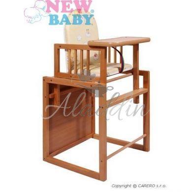 b78d7ef2d56dc New baby drevená stolička victory, - 43,84 € od predávajúcej aladdin |  Detský bazár | ModryKonik.sk