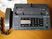 Fax s telefónom, panasonic