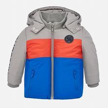 99cd2200e6da Chlapčenský zimný nepremokavý kabát mayoral 2485-0