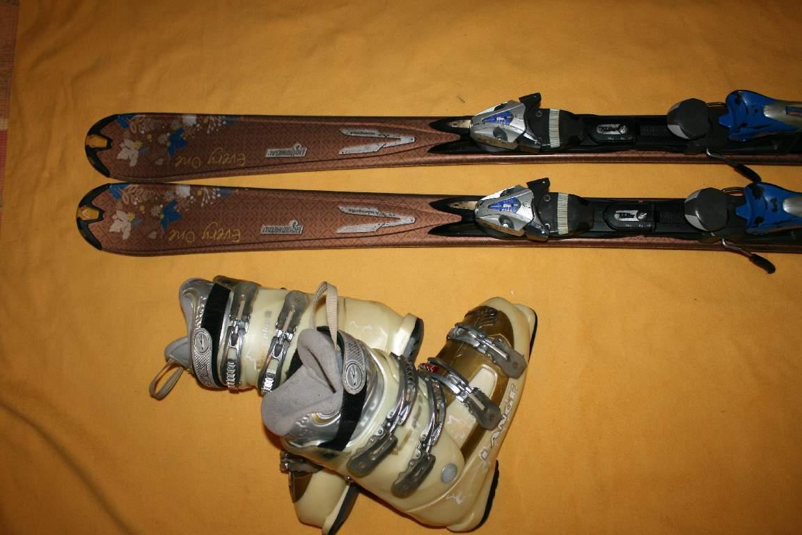 Dámske lyže head 149 cm  653e05e19a4