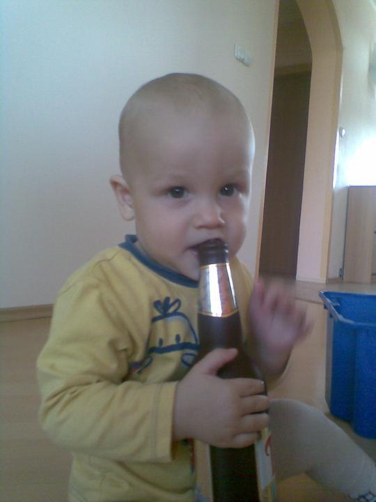 Dám si pivko?