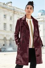 Kožený lakovaný kabát, next,40 / l